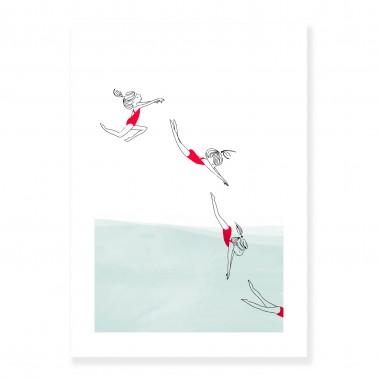Print Diving