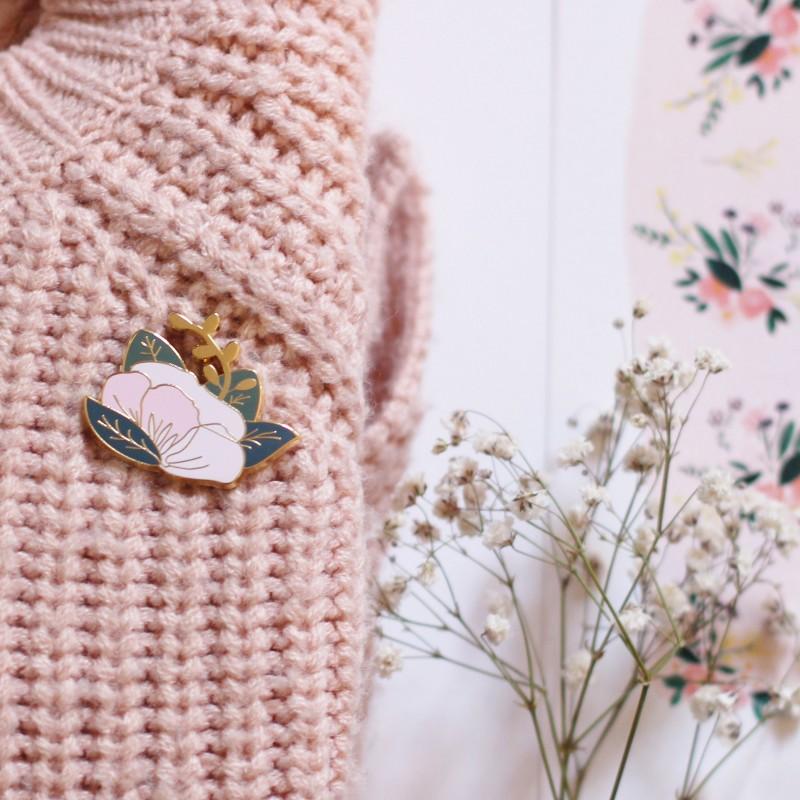 Pin's Fleur